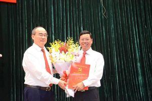 TP HCM: Quận Bình Thạnh có bí thư mới