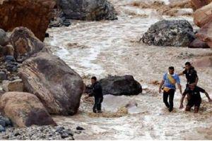 Mưa lớn tại Jordan khiến 11 người thiệt mạng