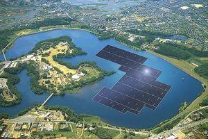 Điện mặt trời nổi: Giải pháp của tương lai