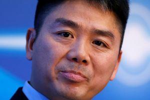 CEO vắng mặt tại sự kiện lớn, giá cổ phiếu JD.com sụt mạnh