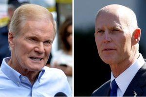 Bang Florida (Mỹ) kiểm phiếu lại sau cáo buộc gian lận bầu cử