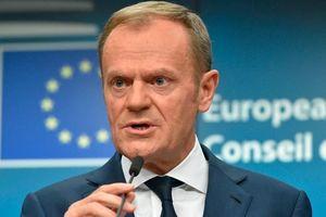 Lãnh đạo EU chỉ trích lập trường của ông Trump đối với châu Âu