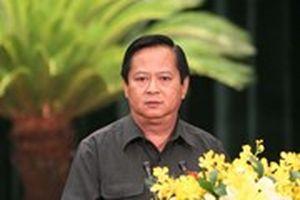 Nguyên Phó Chủ tịch TP.HCM Nguyễn Hữu Tín và 4 đồng phạm bị khởi tố