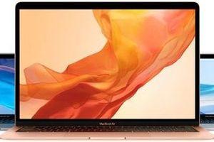 Apple ra mắt phiên bản MacBook Air i7 mới nhất