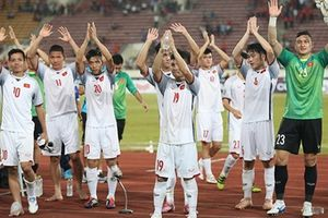 Đội tuyển Việt Nam và những đối thủ 'khó nhằn' tại bảng B