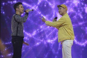 Giọng ải giọng ai: Thanh Duy 'đứng hình' khi song ca với thí sinh điển trai