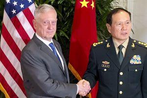 Căng thẳng Mỹ - Trung sẽ không bị đẩy đến 'điểm sôi' nhờ James Mattis?