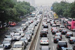 Trung Quốc: Tai nạn giao thông khiến 12 người thương vong