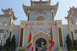 Khai hội Đền Cả và Liên hoan Thực hành Tín ngưỡng thờ Mẫu Tam phủ tại Hà Tĩnh năm 2018