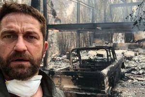 Sao Hollywood 'khóc ròng' vì biệt thự, xe sang cháy rụi trong lửa California