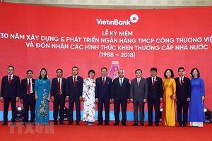 Thủ tướng: Khát vọng của VietinBank phải cao hơn nữa