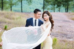 Chiếm hơn 2 tỷ của công ty rồi thuê hotgirl chụp ảnh cưới đăng facebook