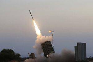 'Vòm Sắt' Israel chặn đứng thành công hai tên lửa phóng từ Dải Gaza