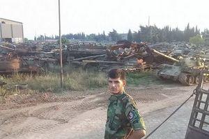 Xe tăng Syria đối diện nguy cơ bị 'thảm sát' sau khi Không quân Nga rút về nước