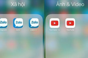 Hướng dẫn đăng nhập cùng lúc 2 tài khoản Zalo trên iPhone