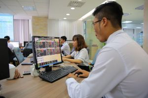 VN-Index hồi phục mạnh nhờ nhóm cổ phiếu dầu khí
