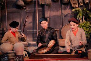 Tôn vinh nghệ thuật hát Xẩm