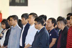 Xét xử sơ thẩm đường dây đánh bạc online nghìn tỷ: Bị cáo Phan Văn Vĩnh xin không công bố bản án