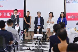 Khởi động 'Thử thách khởi nghiệp của năm 2018' ở Việt Nam