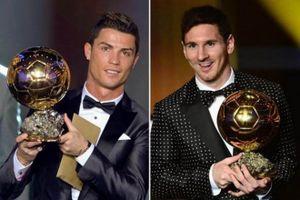 Ronaldo và Messi có thể bị loại khỏi top 3 ứng viên Quả bóng vàng 2018