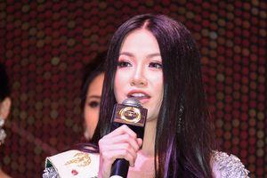 Phương Khánh tránh nói về bê bối quấy rối tình dục ở Miss Earth