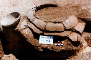 Phát hiện nhiều mộ cổ cư dân Sa Huỳnh 2.000 năm ở đảo Lý Sơn