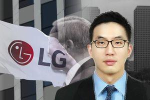 Người thừa kế LG đóng đến 630 triệu USD tiền thuế