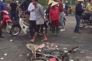 Thương tâm hai mẹ con bị thùng xe container đè lên người tử vong