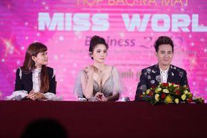 Hoa hậu Thế giới Doanh nhân 2019 từ chối thí sinh có scandal