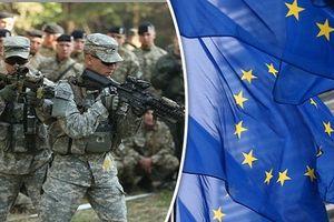 Thành lập Quân đội chung châu Âu: Ngày tàn của Mỹ-NATO?