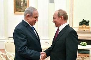 Bất ngờ từ cuộc chạm trán giữa Putin và Netanyahu sau sự cố Il-20