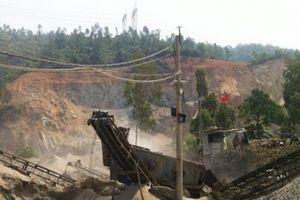 Vì sao vi phạm khai thác khoáng sản vẫn tăng dù đã có Luật?