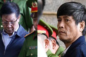 Chân dung hai cựu tướng tại phiên xử vụ đánh bạc nghìn tỷ