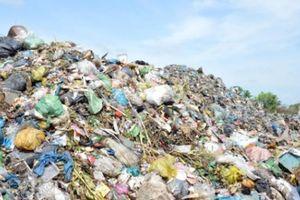 Cà Mau: 'Vỡ trận' vì nhà máy xử lý rác duy nhất ngưng hoạt động