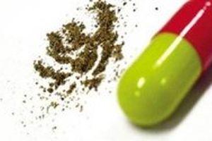 Phát hiện và thu giữ 120 nghìn viên thuốc con nhộng không rõ nguồn gốc