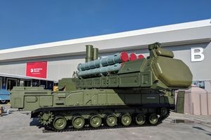 Lá chắn tên lửa toàn diện của Nga
