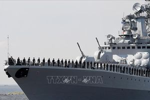 Nga và Nhật Bản lần đầu tập trận chung chống cướp biển