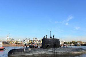 Argentina tạm dừng tìm kiếm tàu ngầm mất tích