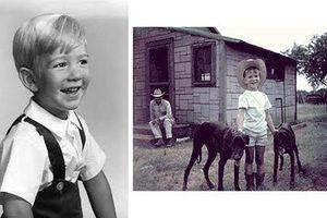 Ảnh thời thơ ấu của 10 tỷ phú hàng đầu thế giới