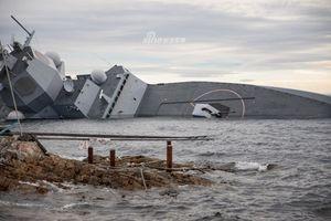 Số phận chiến hạm Aegis Na Uy đã được định đoạt?
