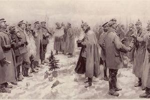 Giải mật ngày đình chiến khó tin trong Chiến tranh thế giới 1
