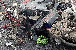 2 phụ nữ bị thùng xe container đè chết tại chỗ