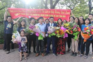 2 giáo viên Nghệ An được tôn vinh Nhà giáo tiêu biểu năm 2018