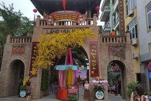 Rực rỡ sắc màu tuần lễ văn hóa, du lịch làng nghề Vạn Phúc
