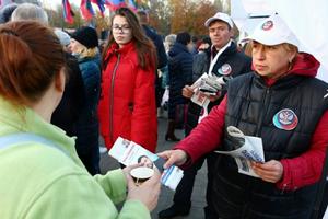 Kết quả bầu cử miền Đông Ukraine cho thấy người dân ủng hộ hòa hợp với Nga