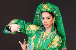 Hoa hậu Tiểu Vy đem chầu văn đến 'Miss World 2018'