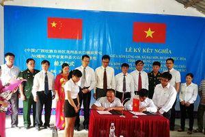 'Giao lưu hữu nghị Quốc phòng biên giới Việt Nam - Trung Quốc' lần thứ 5