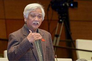 ĐBQH Dương Trung Quốc: 'Tôi nghi ngờ tất cả số liệu về rượu bia đưa ra ở Quốc hội'