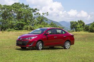 4 mẫu xe Toyota bán chạy nhất tháng