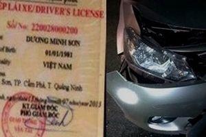 Tin tức hôm nay 12/11: Trộm xe ô tô bị phát hiện vì lao vào cột đèn đường